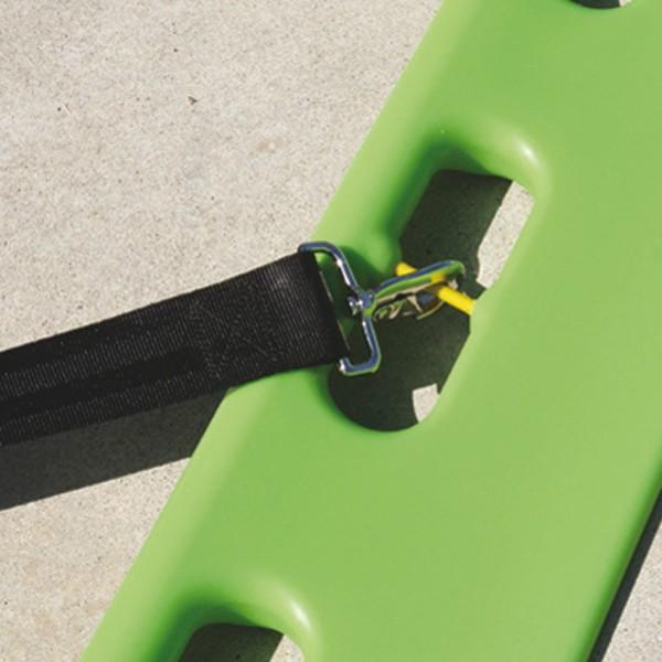 CombiCarrier II Ersatz-Speed-Clip 4-teiliger Gurtsatz
