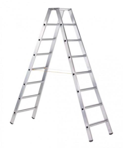 ZARGES Leiter Z500 2 x 7 Stufen