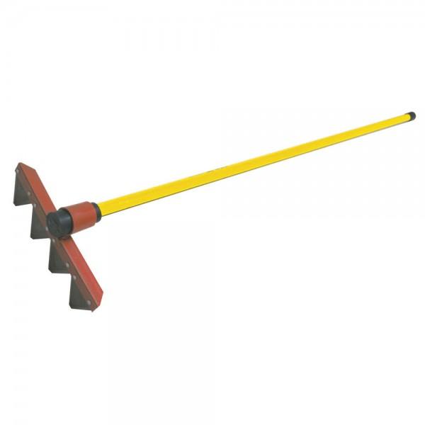 DÖNGES Feuerrechen mit Nupla-Stiel, 152 cm