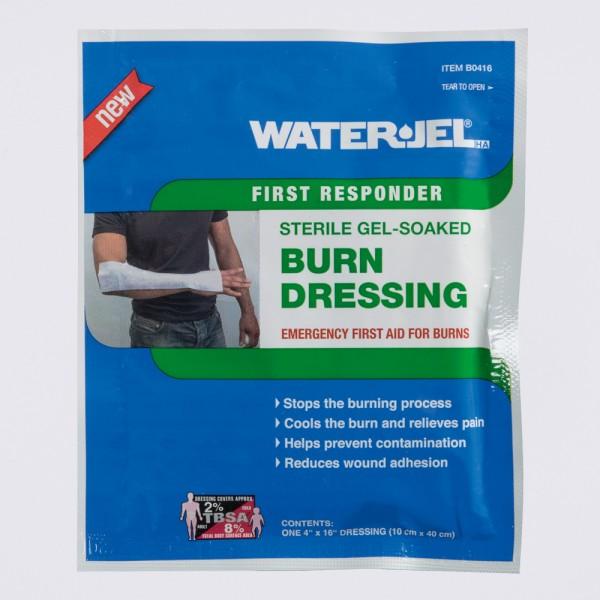 WATER-JEL HA First Responder Kompresse 10 cm x 40 cm