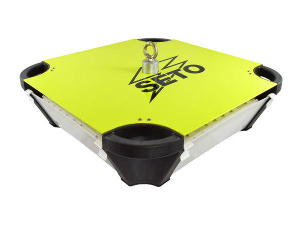 ALDEBARAN Leuchte XLD-C Compact Basic | 45.000 Lumen