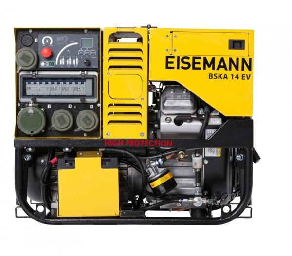 EISEMANN Stromerzeuger BSKA 14EV S
