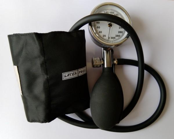 Blutdruckmessgerät Baby mit Klettmanschette