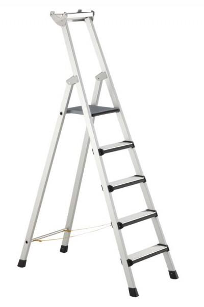 ZARGES Leiter Geschraubte Stufen-Stehleiter
