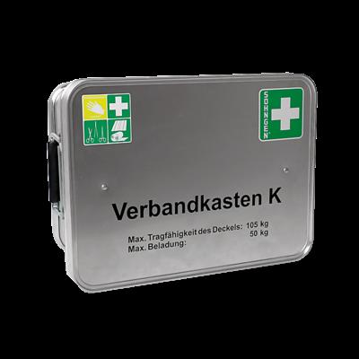SÖHNGEN Feuerwehr-Verbandkasten K ALU DIN 14880/14142