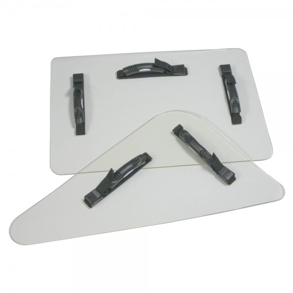 DÖNGES Splitterschutz-Set, 650 x 450 x 40 mm