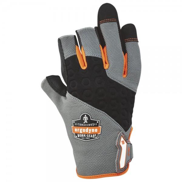 ERGODYNE Zwei-Finger-Handschuh ProFlex 720, Größe L