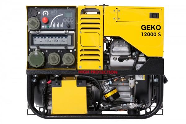 GEKO Stromerzeuger Typ 12500 Silent