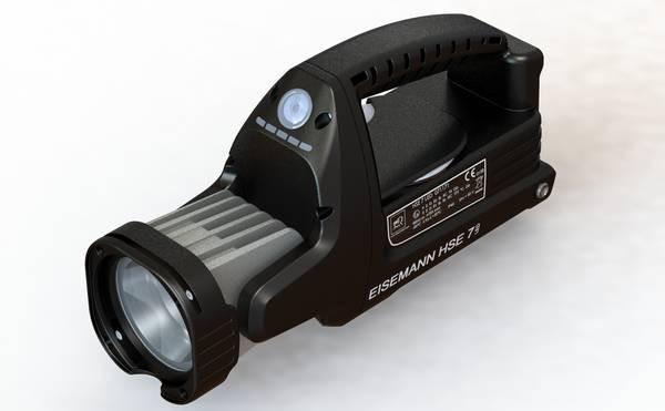 EISEMANN Handscheinwerfer HSE 7 LED