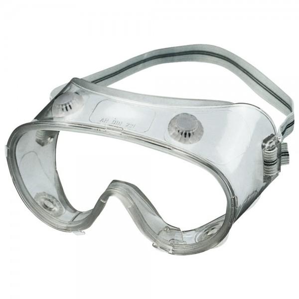 Infektions Vollsicht-Schutzbrille DIN-EN 166