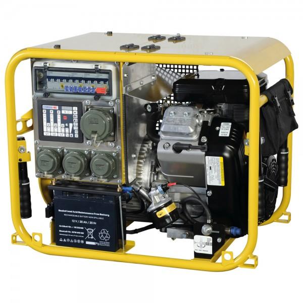 Endress Stromerzeuger ESE 604 DBG ES DIN, 6,5 kVA, 10,2 PS (Elektrostart)