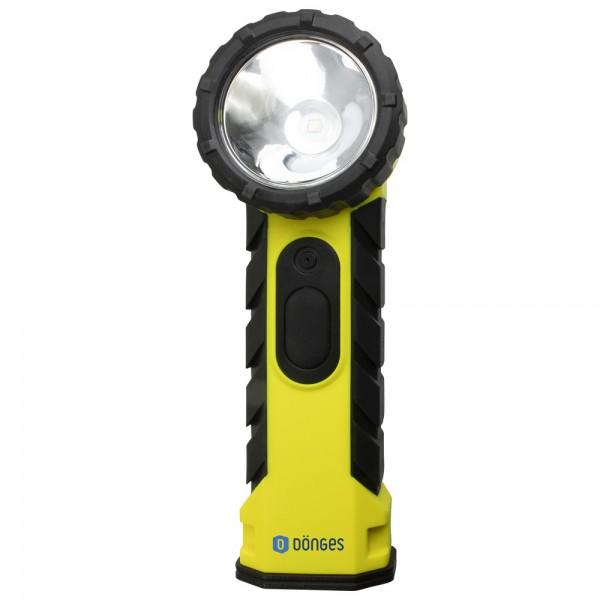 Handlampe HL 4AA WK LED mit Winkelkopf ATEX