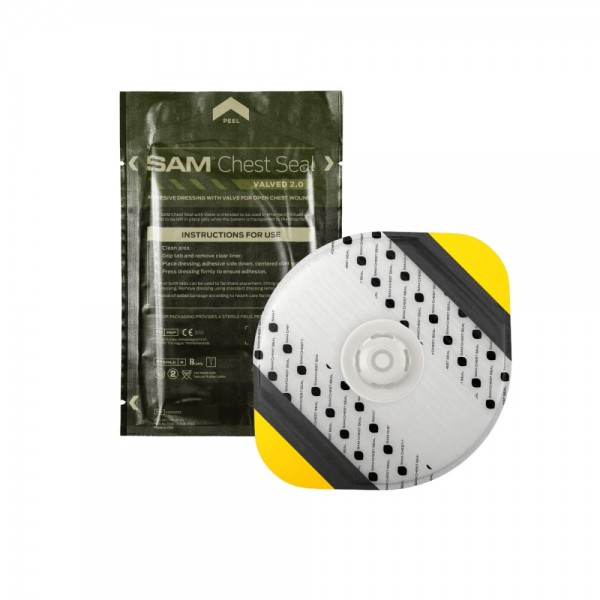 SAM® Chest Seal mit Ventil