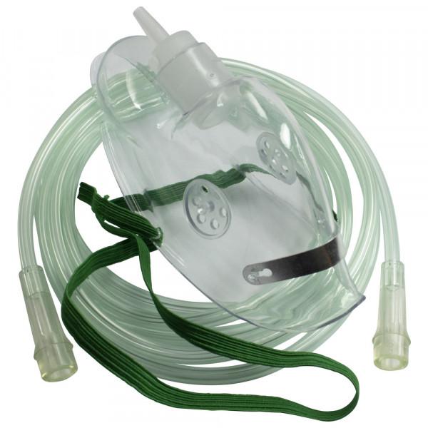 DÖNGES Sauerstoffmaske Erwachsene mit 2,1 m Schlauch