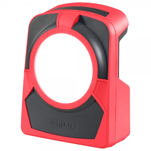 SONLUX Arbeitsleuchte Gladiator III, rot