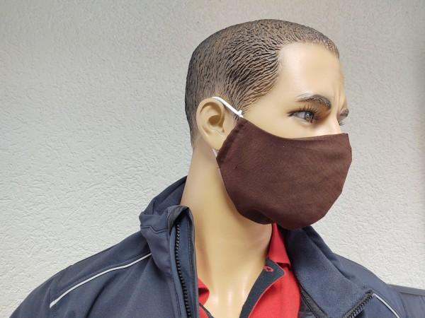 Behelfs-Mund-Nasen-Maske, waschbar