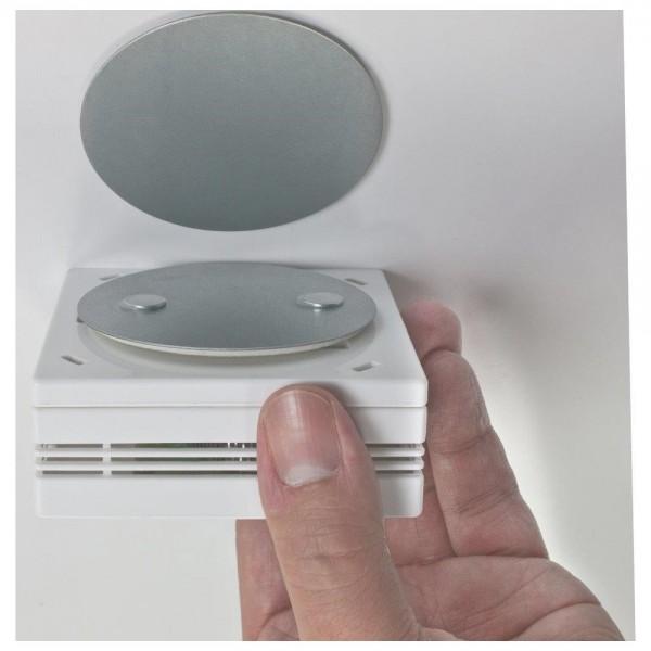 Magnetbefestigung für Rauchmelder Ø 70 mm