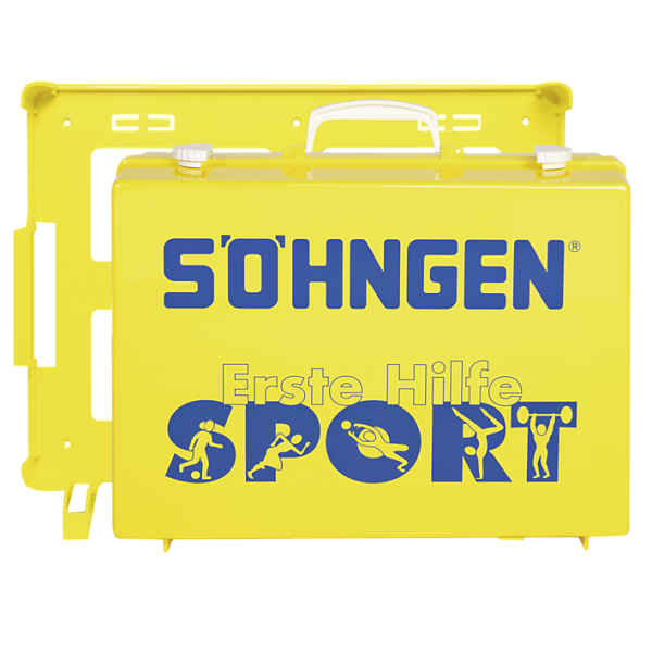SÖHNGEN Sportkoffer MultiSPORT MT-CD gelb
