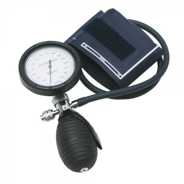 Blutdruckmessgerät mit Oberschenkeldruckmanschette