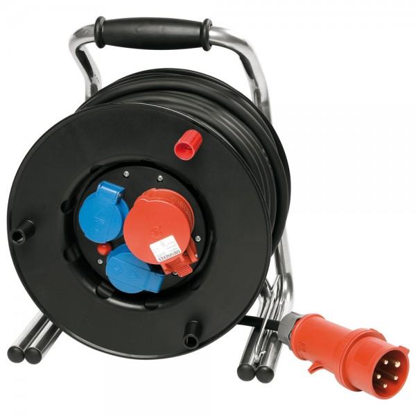 DÖNGES Leitungsroller Spezialkunststoff 230/400 V, 40 m, H07RN-F5G1.5