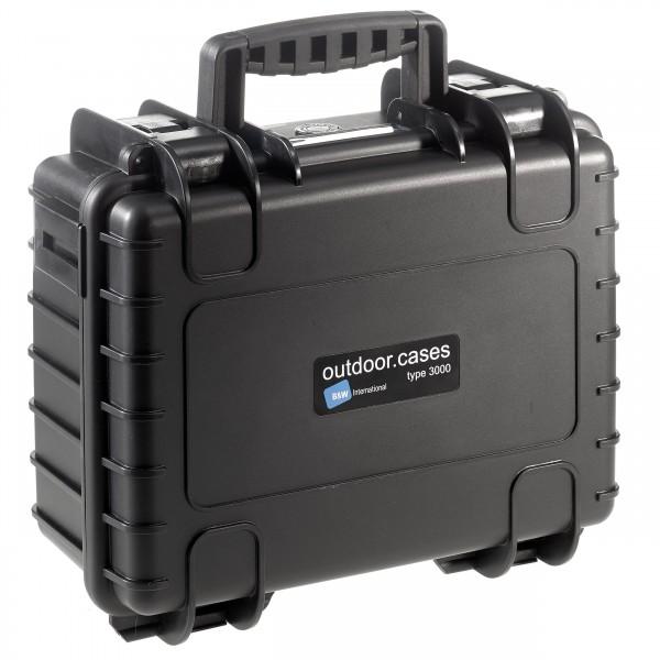 B+W outdoor-cases Type 3000 365x295x170 mm