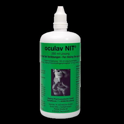 oculav NIT Augen-Sofortspülung Sterillösung