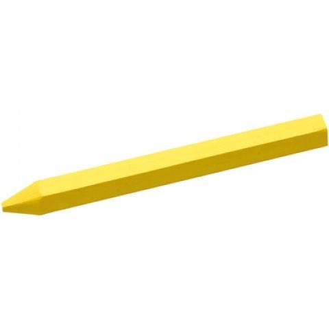 DÖNGES Signierkreide passend für Kreidefallstift, gelb