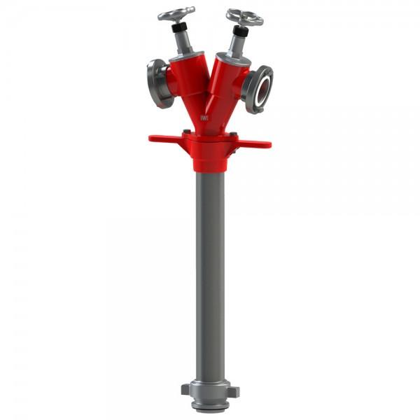 AWG Hydrantenstandrohr DIN 14375 DN 80