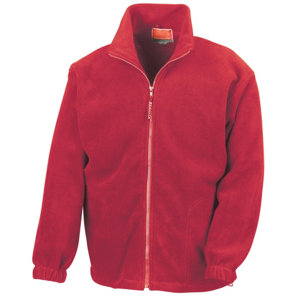 Fleece-Jacke fusselfreies Polar Fleece