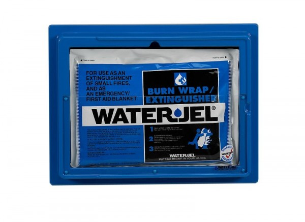 WATER-JEL HA Emergency Burn Stations