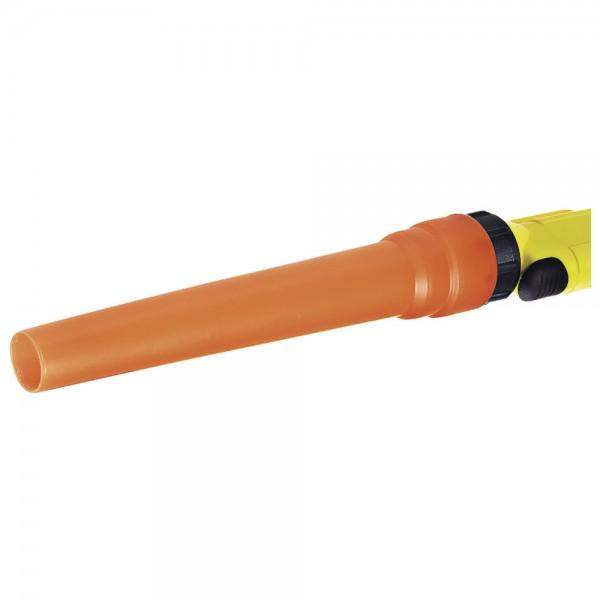 UK Warnaufsatz für UK 2AA/3AA/4AA, Farbe orange