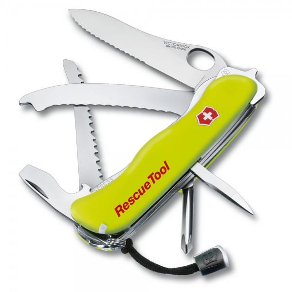 VICTORINOX Rettungsmesser RescueTool One Hand