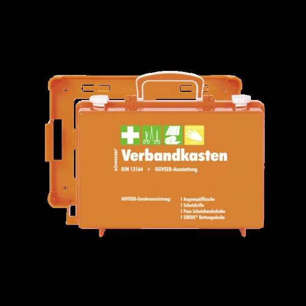 SÖHNGEN GGVSEB/KFZ-Verbandkasten SN-CD orange