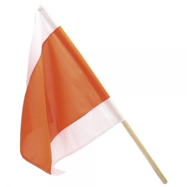DÖNGES Warnflagge, 50 x 50 cm