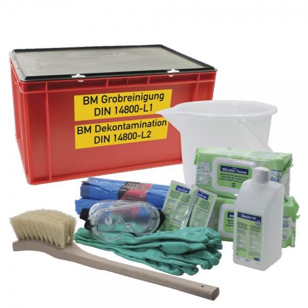 DÖNGES Beladungsmodul Grobreinigung, /Dekontamination, DIN 14800-18