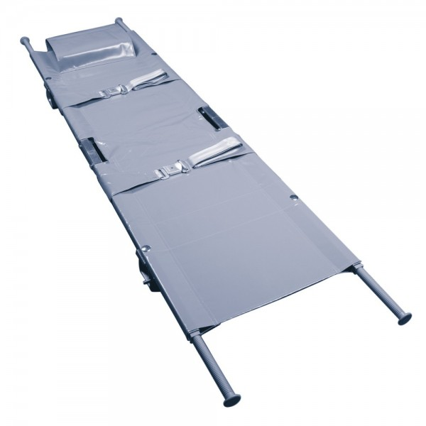 Krankentrage K 2x klappbar DIN 13024