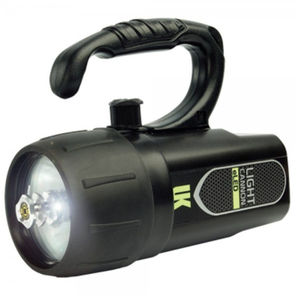 UK Tauchlampe Light Cannon 100 eLED, schwarz, Laternengriff