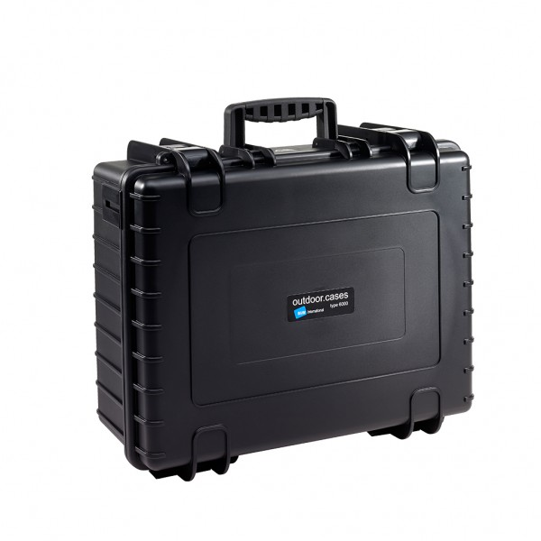 B+W outdoor cases Type 6000 DJI Mavic