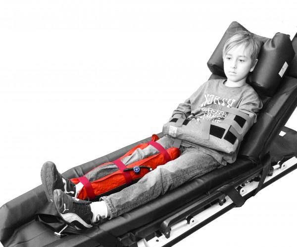 SCHNITZLER Kinder Vakuum-Schiene Bein