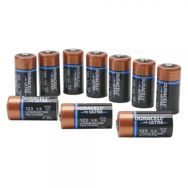 DURACELL Batteriesatz für Zoll AED Plus