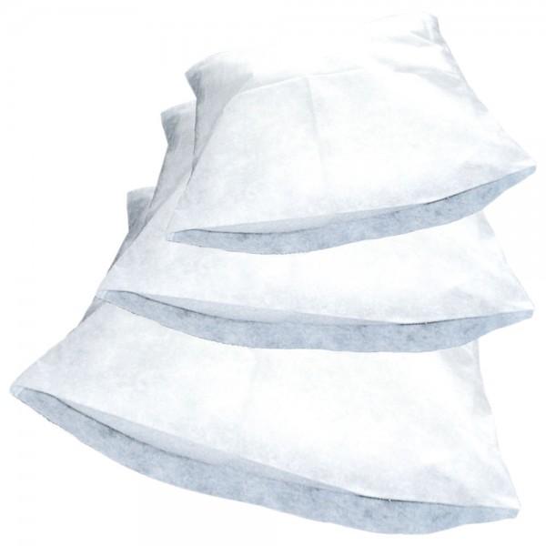 DÖNGES Einweg-Kopfkissenfüllung, 40 x 40 cm, weiß