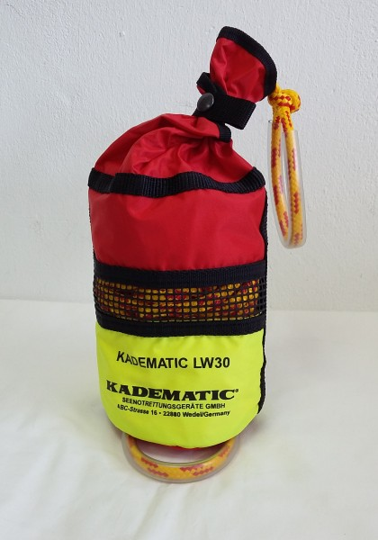 KADEMATIC Leinenwurfsack LW 30