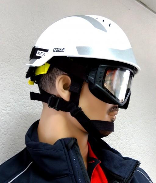 MSA F2-XTREM Feuerwehrhelm