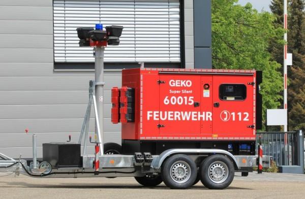 Lichtmastanhänger 60kVA 60015 ED-S/IEDA Super Silent