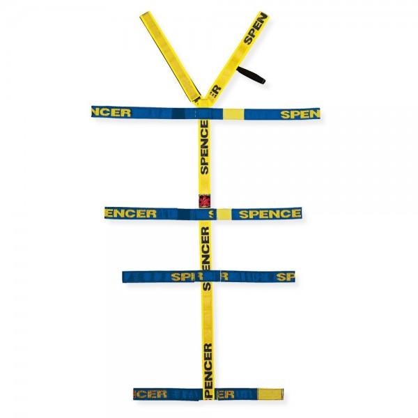 SPENCER Gurtsystem für Spine Board EN 1865-1999