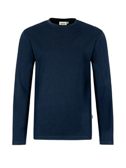 HAKRO 279 Longsleeve Shirt 190 g, 50/50%, 60°