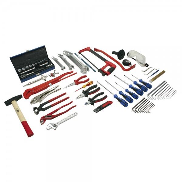 DÖNGES Handwerkzeugsatz DIN 14881-FWKa, Werkzeugsatz ohne Kasten
