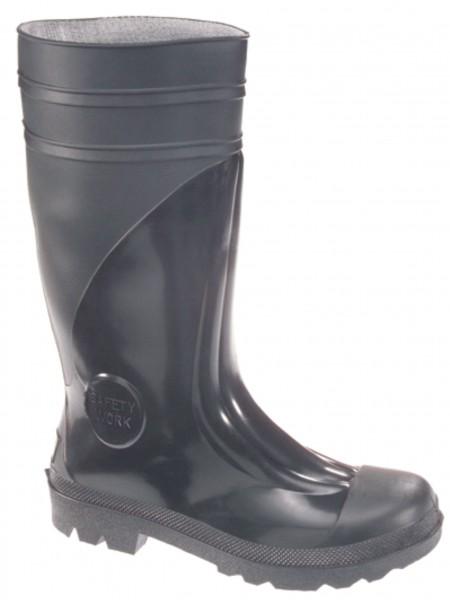 Gummistiefel PVC schwarz DIN 345 S5
