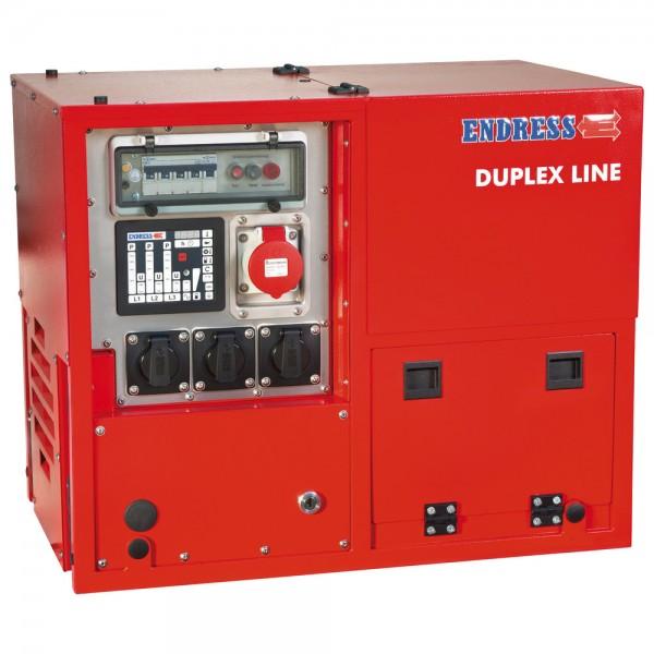 Endress Stromerzeuger ESE 608 DHG ES DI Silent