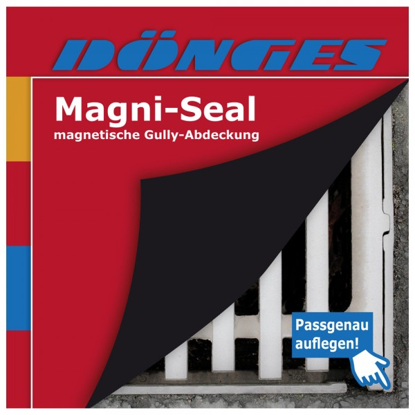 DÖNGES Gully-Abdeckung Magni-Seal, 100 x 100 cm